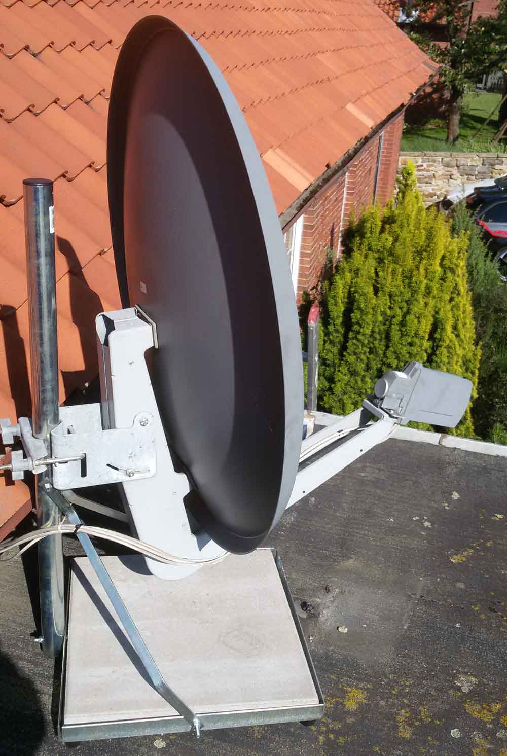 satelliten empfang technik stadthagen